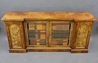 Exceptional Walnut & Ormolu Side Cabinet (5 of 5)
