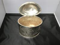 George III Silver Tea Caddy (2 of 5)