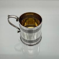 Antique Sterling Silver Christening Mug Edinburgh 1836 John Mckay (5 of 7)