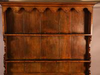 Good Georgian Oak Dresser (12 of 12)