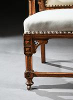 19th Century Oak Gothic Armchair By G Tilley Of Birmingham (8 of 10)
