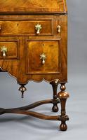 William & Mary Style Walnut Bureau (9 of 16)