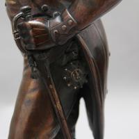 Early 19th Century Bronze Sculpture Of Napoleon Bonaparte (8 of 17)