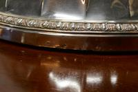 Large Vintage Mirror Top Elkington Silver Plate Wedding Cake Stand (2 of 8)