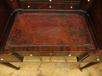Antique 19th Century Carlton House Desk Mahogany Writing Table of Immense Character (4 of 30)