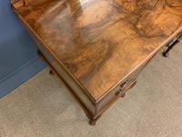 Substantial Burr Walnut Dressing Table (11 of 18)