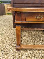 Late 18th Century Tyrolean Austrian Fruitwood Table (4 of 5)