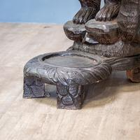 Black Forest Carved Bear Hall Stand (6 of 9)