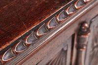 Fantastic 19th Century Antique Carved Oak Dresser (4 of 14)