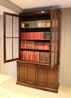 Large London Plane Cabinet Bookcase (6 of 8)