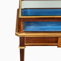 Napoleon III Free-standing Mahogany Bijouterie Table (4 of 5)