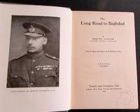 1919 The Long Road to Baghdad by Edmund Candler -Complete in 2 Volumes (2 of 5)