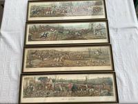 Fox Hunt Victorian Etchins (2 of 2)