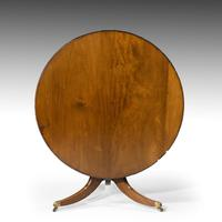 Most Attractive Regency Period Tilt-top Dining Table (4 of 6)
