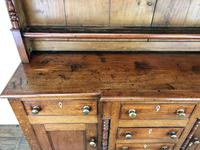 19th Century Welsh Oak Anglesey Dresser or Kitchen Sideboard (11 of 16)