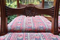 Good Set of Six Late Georgian Mahogany Dining Chairs (6 of 10)