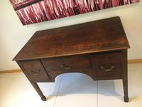 Wonderful George III Oak Sideboard Server / Buffet with Rare Cellaret Drawer c.1760-1820 (12 of 12)