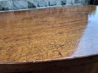 George III Mahogany Console Table (7 of 8)