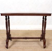 Library Desk Writing Table Mahogany 19th Century (10 of 13)