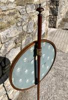 Regency Rosewood Beaded Pole Screen (14 of 18)