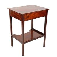 Georgian One Drawer Table (4 of 8)
