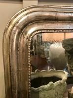 19th Century French Louis Philippe Mirror (3 of 3)