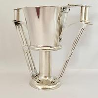 Sterling Silver 'Nestor' Goblet - Chester 1913 (10 of 10)