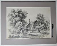 John Berney Ladbrooke Attributed Norwich School c.1860, Fine Large Sketch (2 of 6)