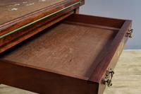 Late Victorian Envelope Card Table (2 of 9)