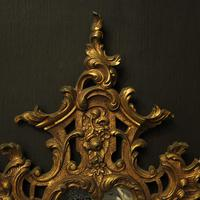 French Pair of Gilded Antique Girandoles (4 of 10)