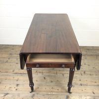 19th Century Mahogany Pembroke Table (3 of 9)