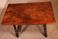 Spanish Table from the 16th Century in Walnut (13 of 13)