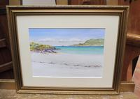 Watercolour Calgary Bay Isle of Mull Artist Joyce Dalgety (3 of 10)