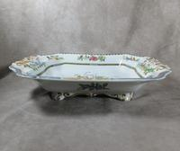 """Copeland """"Late Spode"""" Old Bow Pattern Serving Dish (6 of 7)"""