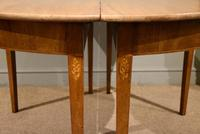 18th Century Pair of Mahogany Console Tables (8 of 8)