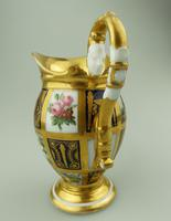 Extraordinary & Very Fine Old Paris Porcelain Gilt Jug Early 19th Century (8 of 12)
