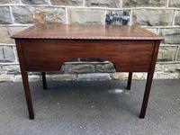 Antique Mahogany Writing Table (7 of 11)
