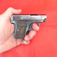 Baby Browning .25 Pistol (5 of 5)