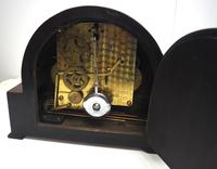 Fine Garrard Art Deco Mantel Clock 8 Day Westminster Chime Mantle Clock (10 of 11)