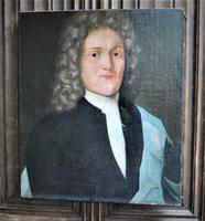 18th Century Portrait of a Gentleman in a Wig (2 of 6)