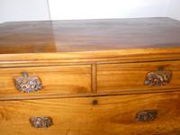 Large 19th Century Camphor Wood Colonial Chest of Drawers (8 of 11)
