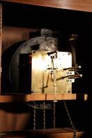Impressive Black Forest Oak Grunderzeit Longcase Clock c.1910 (11 of 13)