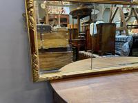 George II Design Overmantle Mirror c.1920 (11 of 14)
