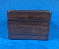 William IV Mother of Pearl Inlaid Rosewood Glove Box (11 of 14)