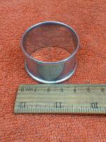 Vintage Sterling Silver Hallmarked 1960 Napkin Ring, Preece & Williscombe, London (3 of 6)