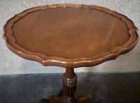 Mahogany Tripod Table / Wine Table (3 of 6)