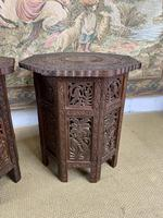 Pair of Anglo Indian Occasional Tables (3 of 6)