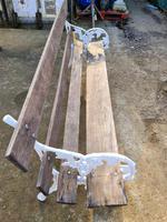 19th Century Scottish Garden Bench (6 of 10)