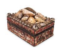 George III Shellwork Box (6 of 6)
