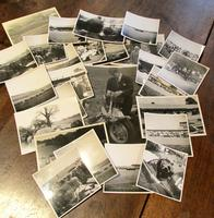 Huge Collection of 162 Original  1930's & 40's Grand  Prix  Racing Photographs (9 of 11)